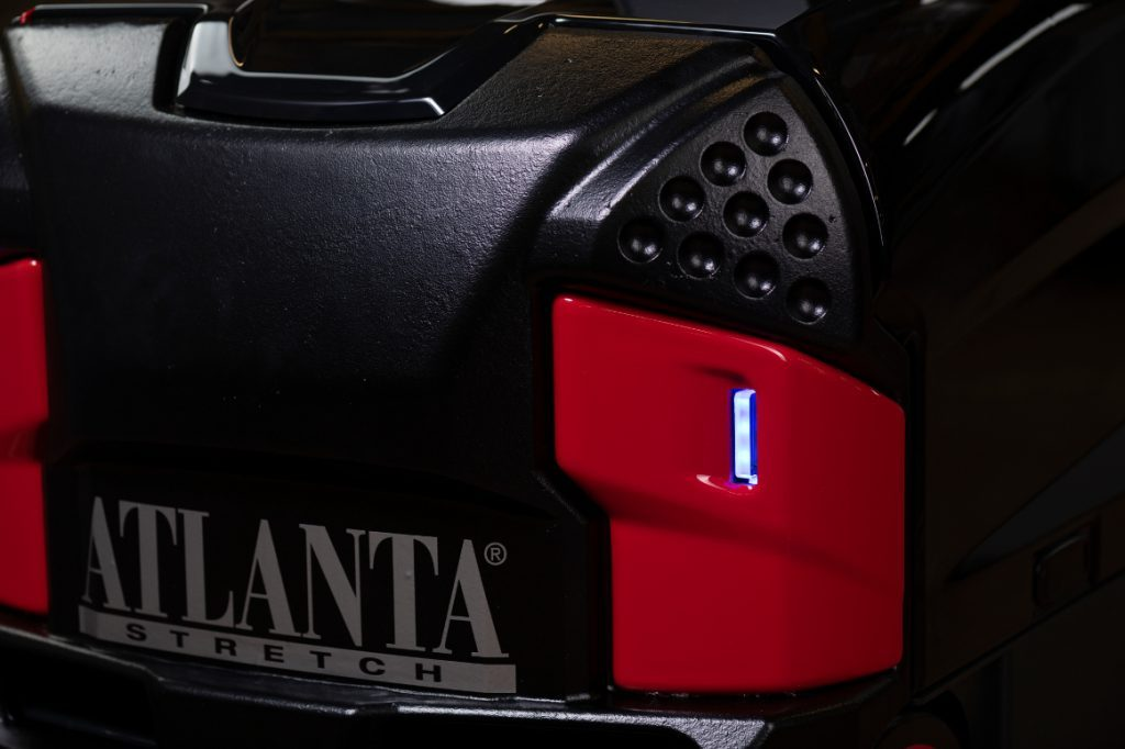 Robot envolvedora vision sin rueda palpadora de Atlanta Stretch